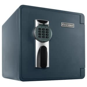 First-Alert-2092DF-Safe is one of the Best fire and waterproof safe