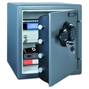SentrySafe-SFW123GDC-Safe