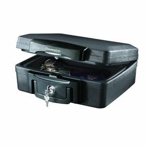 sentrysafe-h0100CG-fire-safe-waterproof-chest
