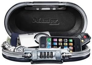 Master-Lock-5900D-SafeSpace-Portable-Safe-Gunmetal Grey