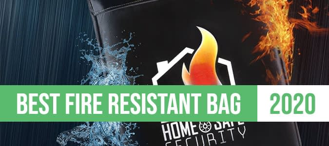 best fire resistant bag pouch envelop reviews 2020.