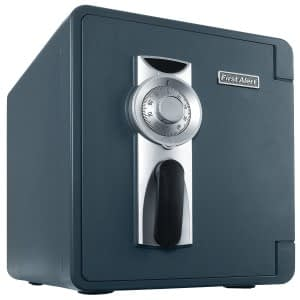 First-Alert-2087F-Safe is one of the best fireproof safes for home use