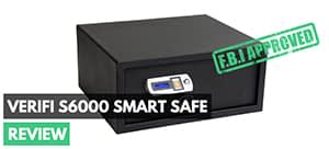 Verifi S6000 Smart Safe Review – Best Biometric Safe 2020?