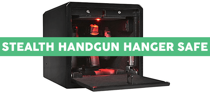 Stealth Handgun Hanger Safe Review