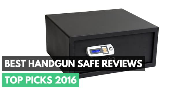 best handgun safe