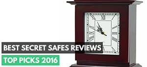 Best Secret Safes Reviews – Top Picks 2020