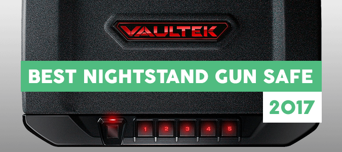 nightstand gun safe reviews 2017